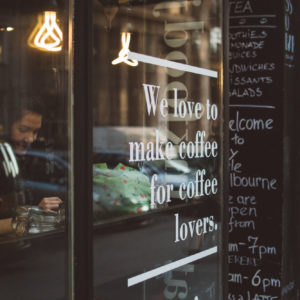 A sztori ereje: My Little Melbourne Coffee